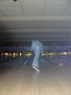 Bowling in Superbowl11