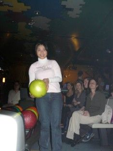 Bowling in Superbowl6